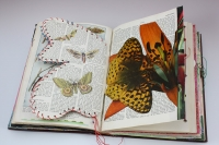 Maree McHugh's book art #3