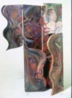 """Lifecycle, acrylic on wood, 60"""" x 80"""""""