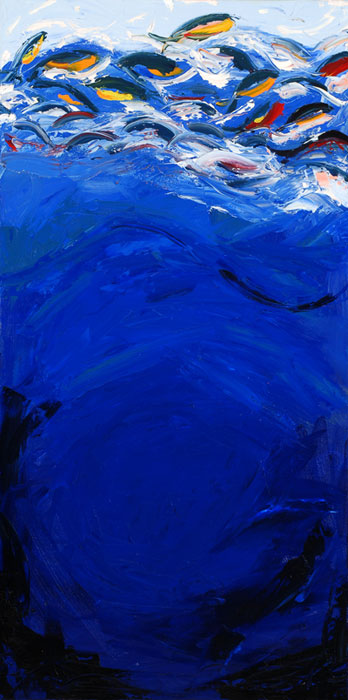Blue #1, Musashi Series
